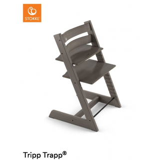 Stokke - chaise tripp trapp gris brume