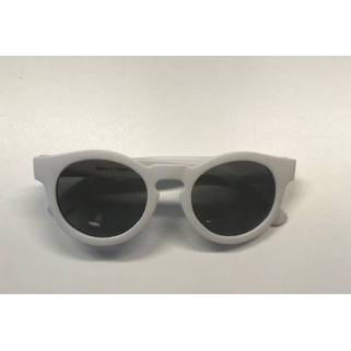 Real shades - lunettes de soleil chill blanc 4+