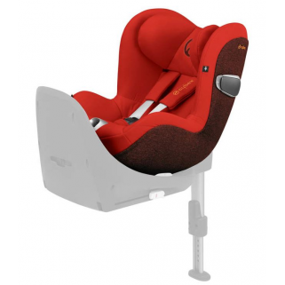 Cybex - platinum siege gr0+1 sirona z i-size autumn gold/burnt red