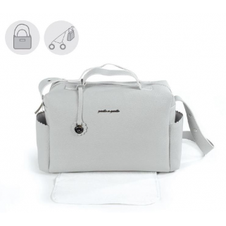 Pasito a pasito – biscuit sac a langer gris