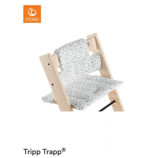 Stokke - coussin tripp trapp lucky grey ocs