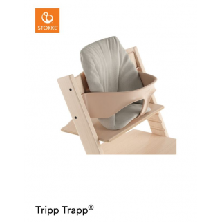 Coussin bébé Stokke tripp trapp organic coton - Timeless Grey