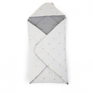 Childhome - gold dots nid d'ange jersey 75x75