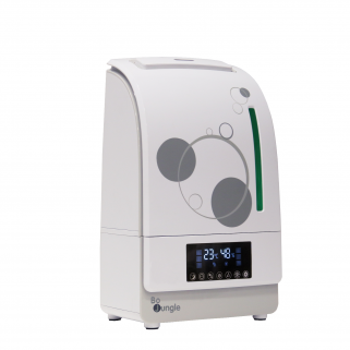 Bo jungle - humidificateur digital humi-purifier with aroma gris