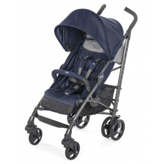 Chicco - buggy lite way 3 complete indian ink