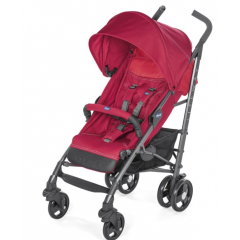 Chicco - buggy lite way 3 complete red berry
