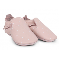 Bobux soft soles - blossom twinkle s