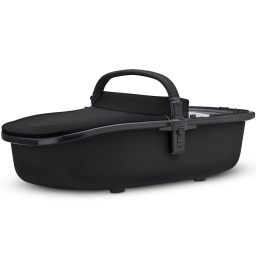 Quinny - hux carrycot/nacelle black on black