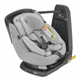 MAXI COSI - SIEGE 0-18 KG AXISSFIX PLUS (I-SIZE) AUTHENTIC GREY