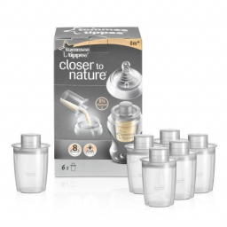 LIMITED - TOMMEE TIPPEE - LOT 6 DOSEURS LAIT POUDRE
