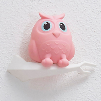 Limited - flow - veilleuse mel hibou rose