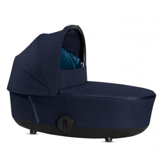 Cybex - mios nacelle luxe plus midnight blue