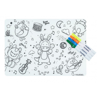 Noukies - monstres placemat/set de table monstres