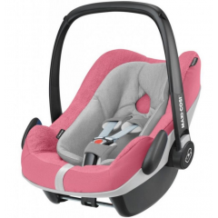 Maxi cosi - housse eponge pebble/rock pink