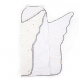 Childhome - jersey  gold dots coussin a langer angel