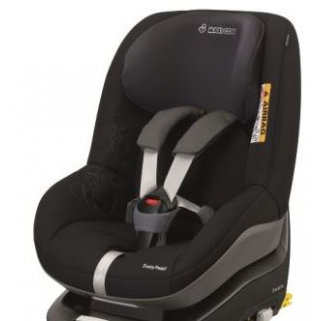 Maxi cosi - siege 2waypearl +/- 4 mois a 4 ans total black