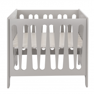 Woodbaby - lisa parc griffin grey