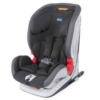 Chicco - siege auto gr 1/2/3 youniverse fix jet black