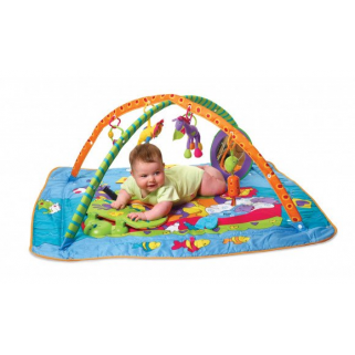 Tiny love - tapis eveil gymini kick & play recupel et bebat inclus
