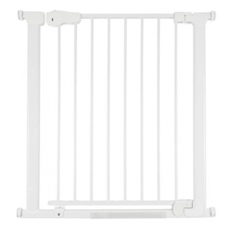 Childhome - tundra barriere autoclose metal white + ns (74,5-80cm)