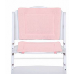 Limited - childwood - coussin de chaise evolutive tricot pastel old pink