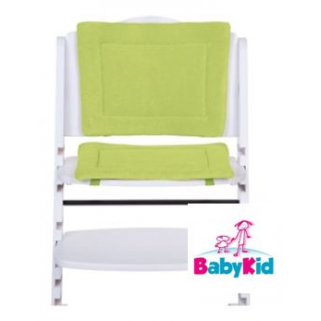 Limited - childwood - coussin pour chaise lambda terry lime