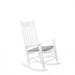 Limited - childhome - rocking chair/fauteuil allaitement blanc