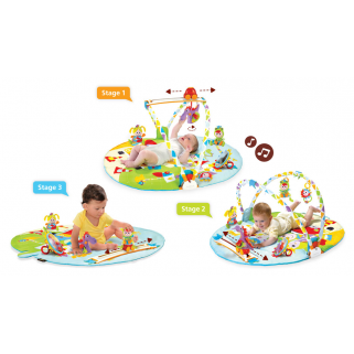 Limited - yookidoo - tapis d'eveil gymotion activity playland