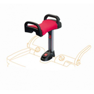 Limited - lascal - buggy board saddle red (assise pour buggy board)