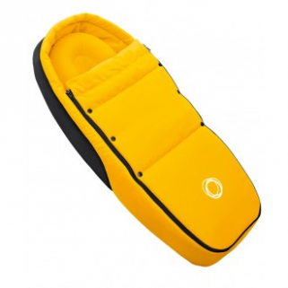 Limited - bugaboo - babycocon nid d ange jaune pour poussette bee+