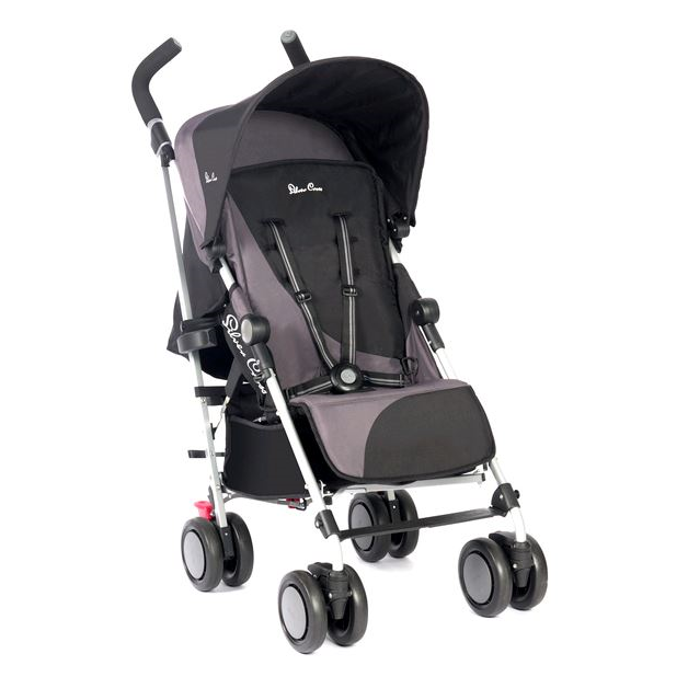 Limited - Buggy pop - Silver cross -  black