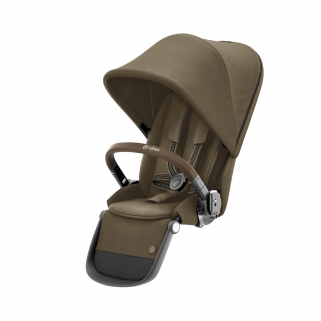 Seconde assise Cybex Gazelle s classic beige pour chassis taupe