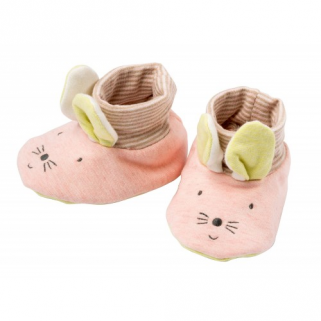 Limited -  les petits dodos chaussons souris - Moulin roty