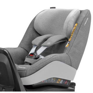 Limited - maxi cosi - siege 2waypearl (i-size)+/- 4 mois a 4 ans nomad grey