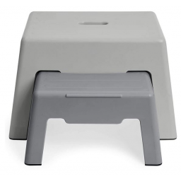 Double marche-pied Skip hop double up step stool