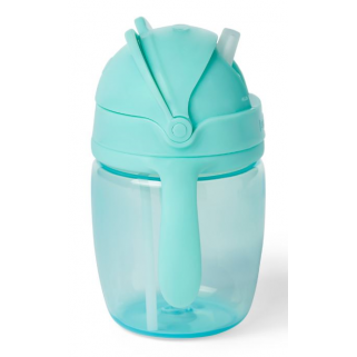Cups-Teal Skip Hop Sip-To-Straw