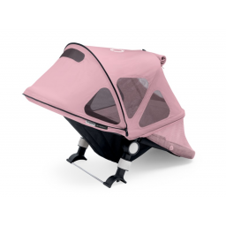 Limited - bugaboo - cameleon3 capote a fenetre rose pale