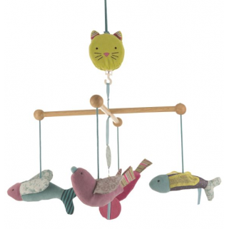 Limited -Les pachats mobile musical croisillon - Moulin roty