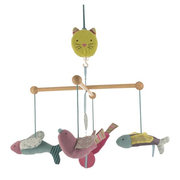 Limited - moulin roty - les pachats mobile musical croisillon