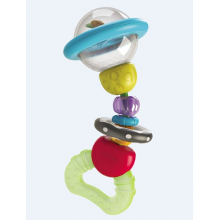 Limited - Go-gaga jouet d'eveil shake & bend water rattle teether  - Infantino