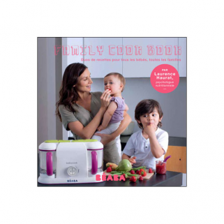 Limited - beaba - family cook book