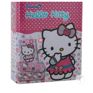 Limited - dermocare - pansements hello kitty (18 pieces)