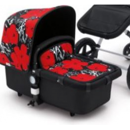 Limited - bugaboo - cameleon3 habillage complementaire andy wharol flower