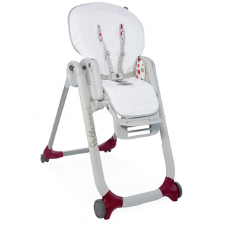 Protège chaise pour chaise haute Chicco polly