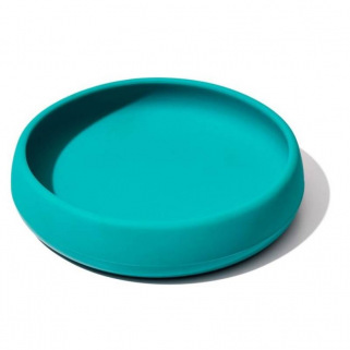 Assiette  silicone - Oxo tot - Teal