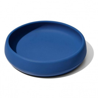 Assiette  silicone - Oxo tot - Navy