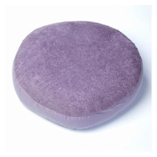 Limited - sit fix - housse sit fix pouf  aubergine