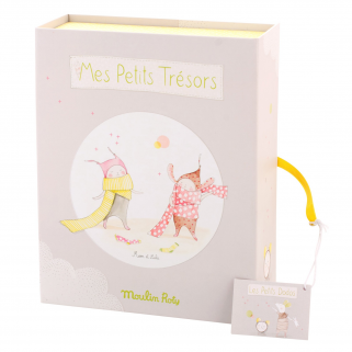 Limited - Les petits dodos coffret naissance - Moulin Roty