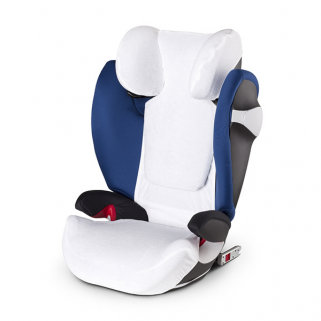 Limited - cybex - platinum pallas  housse ÉtÉ white / white