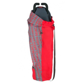 Limited - maclaren - storage bag sac de transport souple charcoal/scarlet